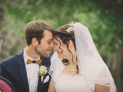 Hochzeitsreportage von Corinna und Stefan in Backnang