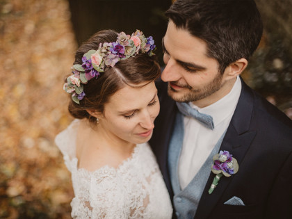 Hochzeitsreportage von Ronja und Flo in Karlsruhe