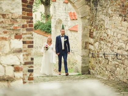 Hochzeitsshooting von Corinna und Jochen in Heidenheim