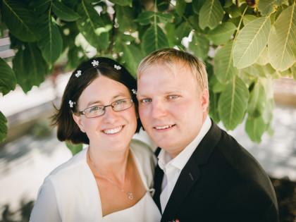 Hochzeitsreportage von Sabine und Steffen in Crailsheim