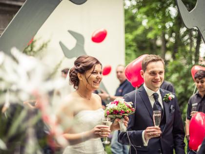 Hochzeitsreportage von Birgit und Johann in Rechenberg
