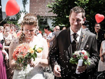 Hochzeitsreportage von Kathrin und Achim in Crailsheim